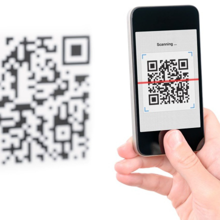 Smart Property Marketing - QR code